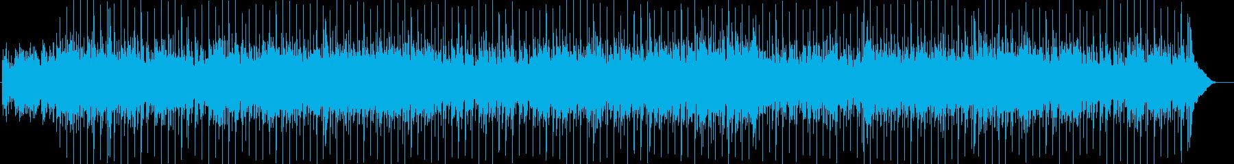 春ギターポップ透明感のある80sネオアコの再生済みの波形