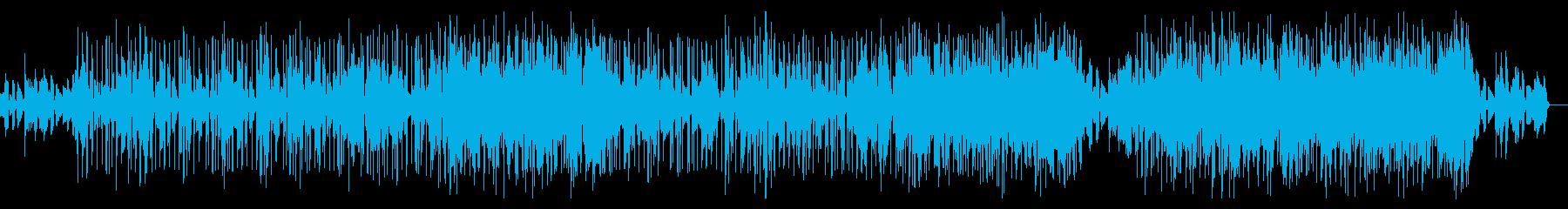 生サックス演奏/ローファイヒップホップの再生済みの波形