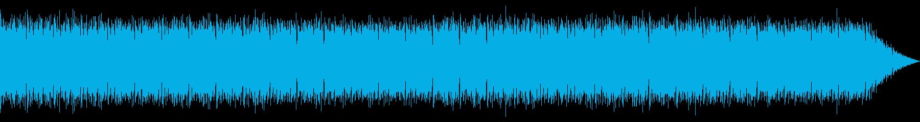 心が落ち着くケルト音楽の再生済みの波形