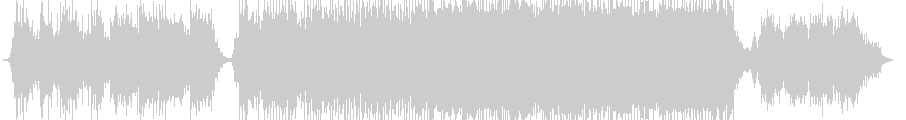 ポップ テクノ 現代的 交響曲 エ...の未再生の波形