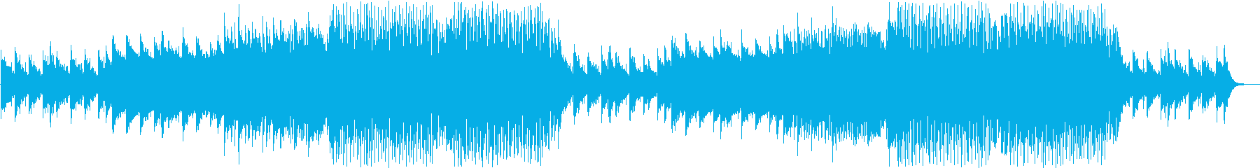 映画のような穏やかで雄大な洋楽EDMの再生済みの波形