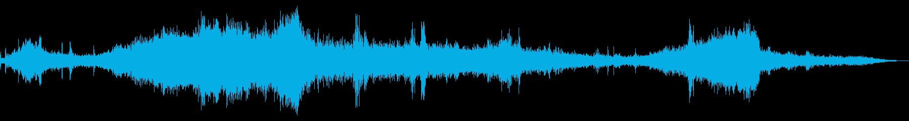 スクールバス:Int:開始、アイド...の再生済みの波形