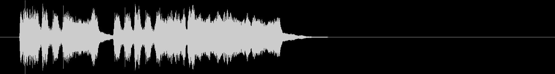 Tpファンファーレ 重厚め速め滑らかめの未再生の波形