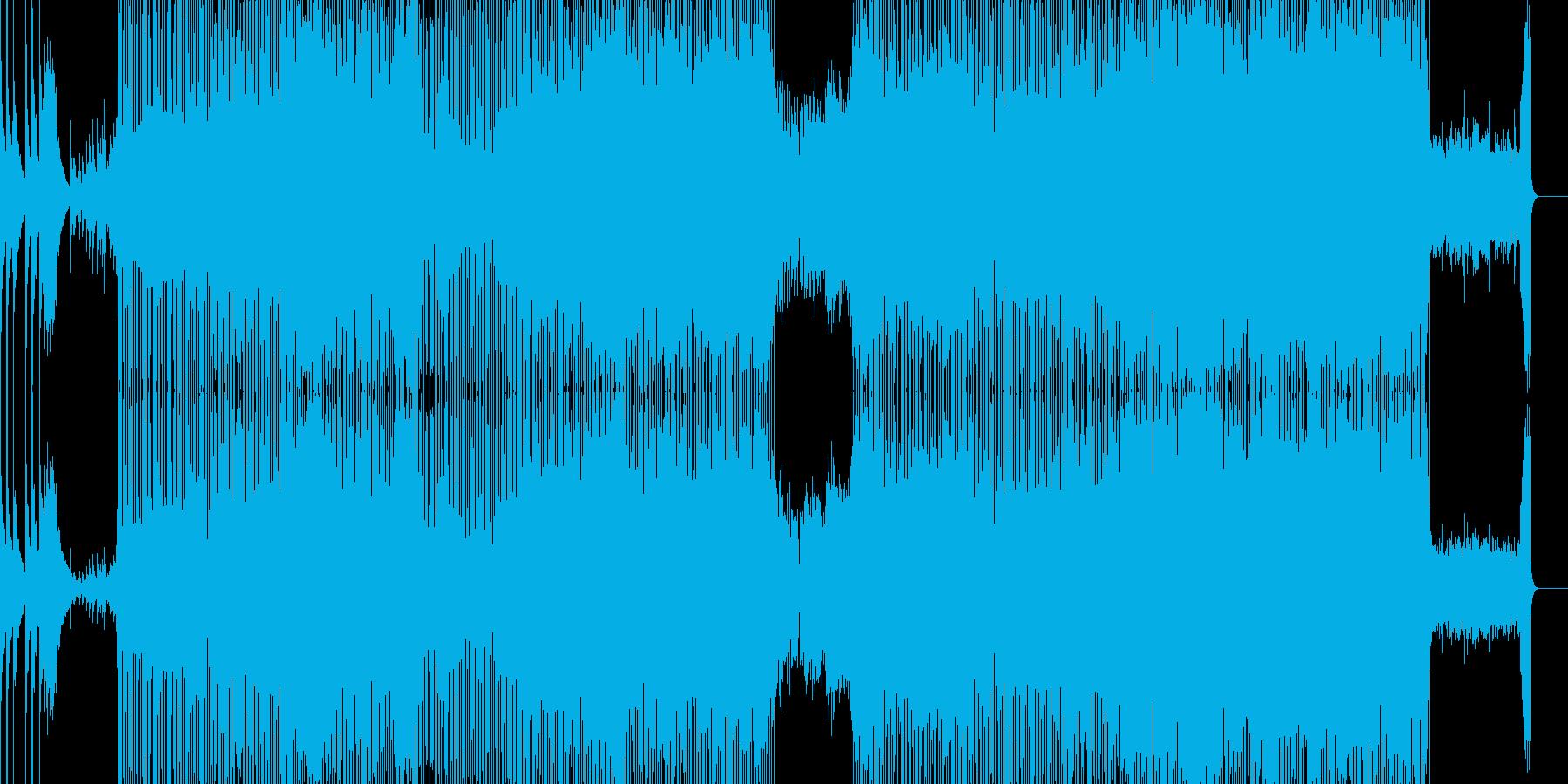 きょうの空の再生済みの波形