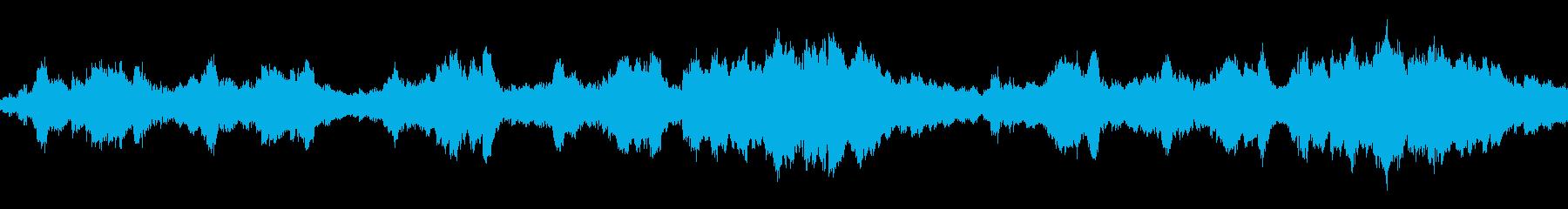 「エリーゼのために」ピアノソロ(ループ)の再生済みの波形