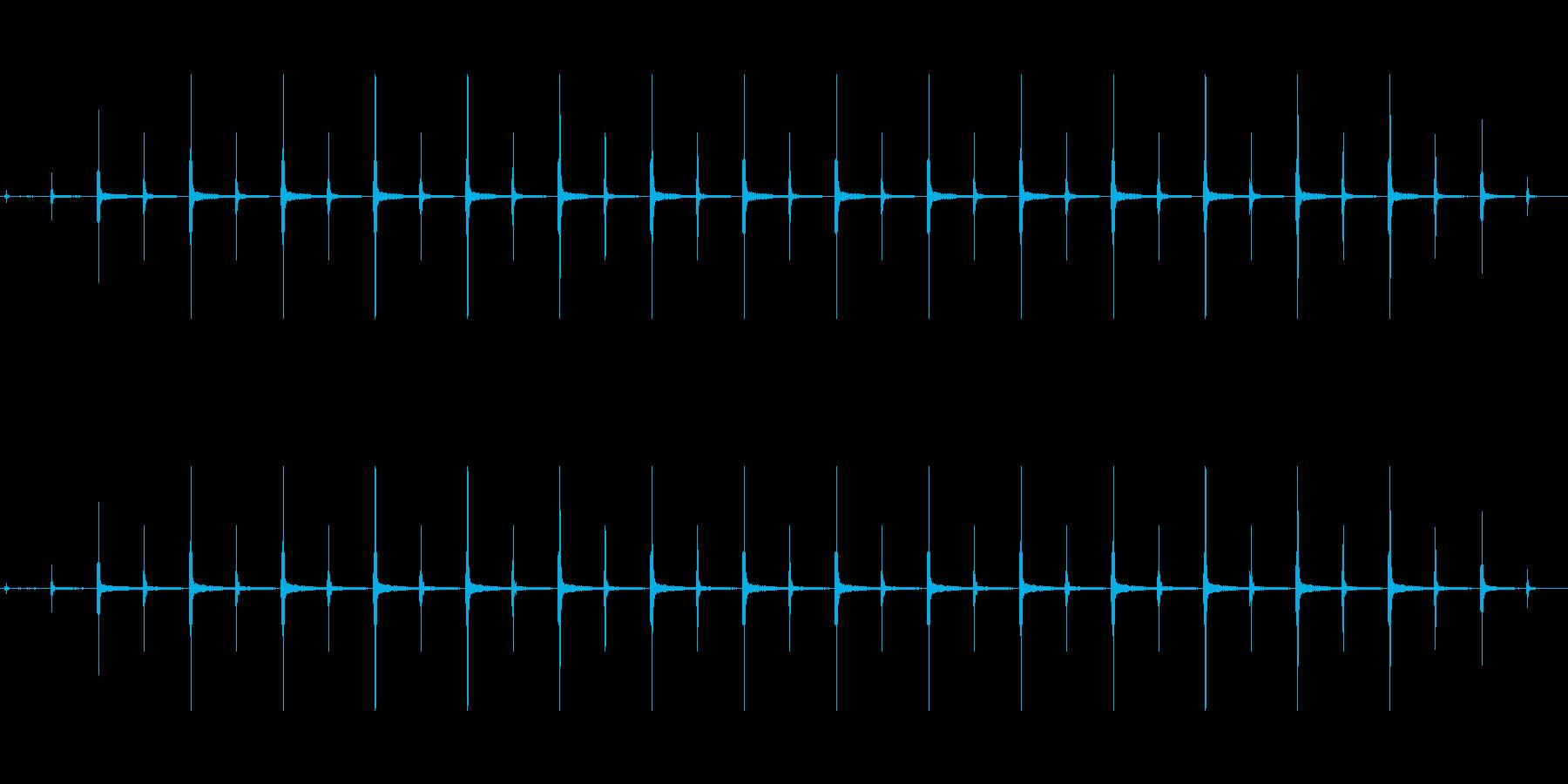 時計 tick]tock_4-2_revの再生済みの波形