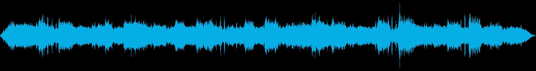 カートン、フューチャーマシン、バー...の再生済みの波形