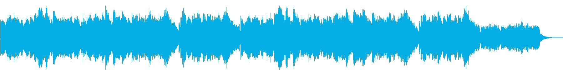 ヨガ、サウナ、安眠に最適なエレピ生演奏の再生済みの波形