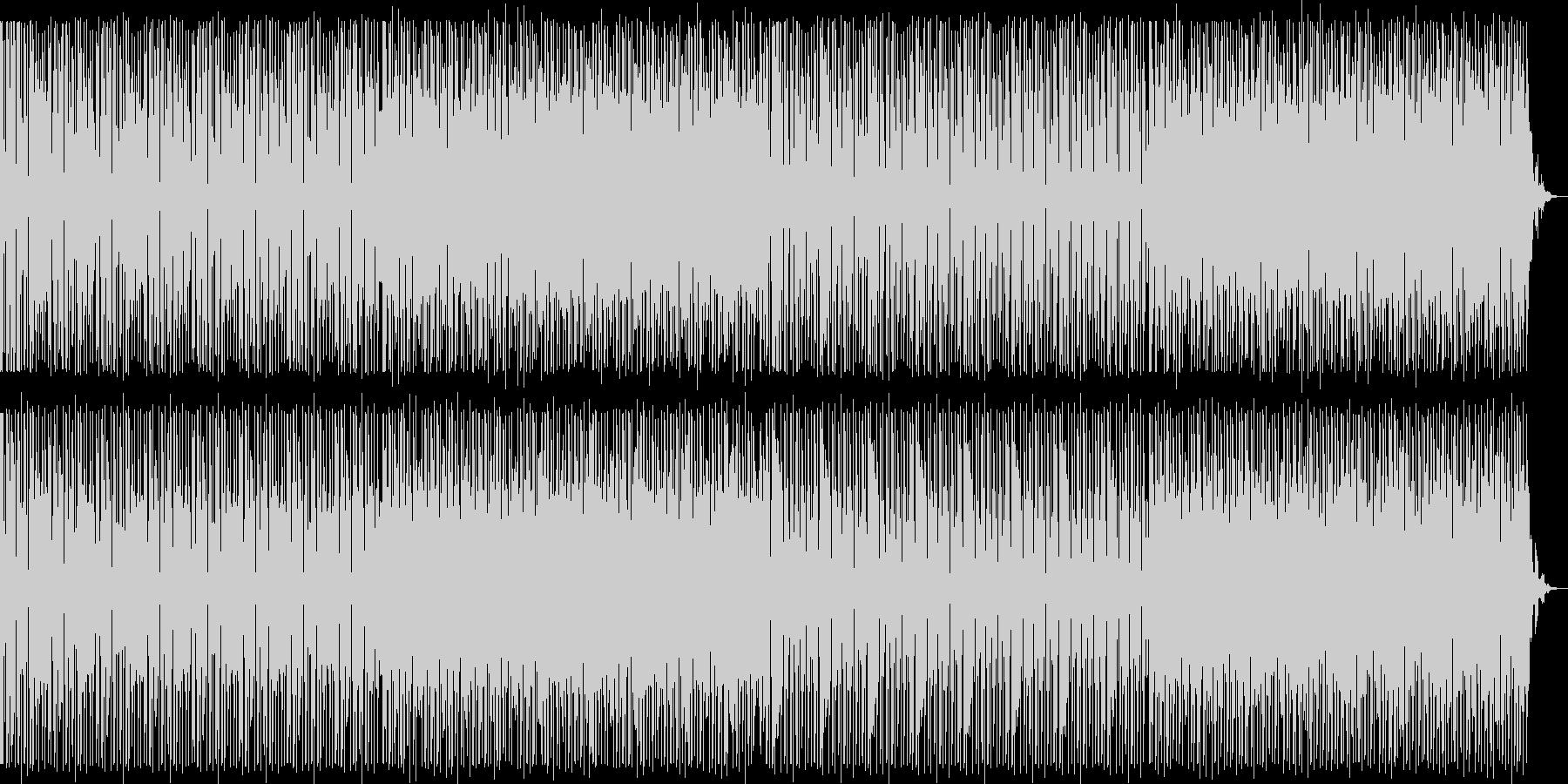 夜景/都会/エレクトロ_No667_1の未再生の波形