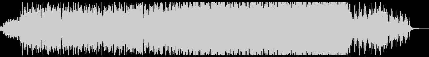 現代的 交響曲 アンビエント アク...の未再生の波形