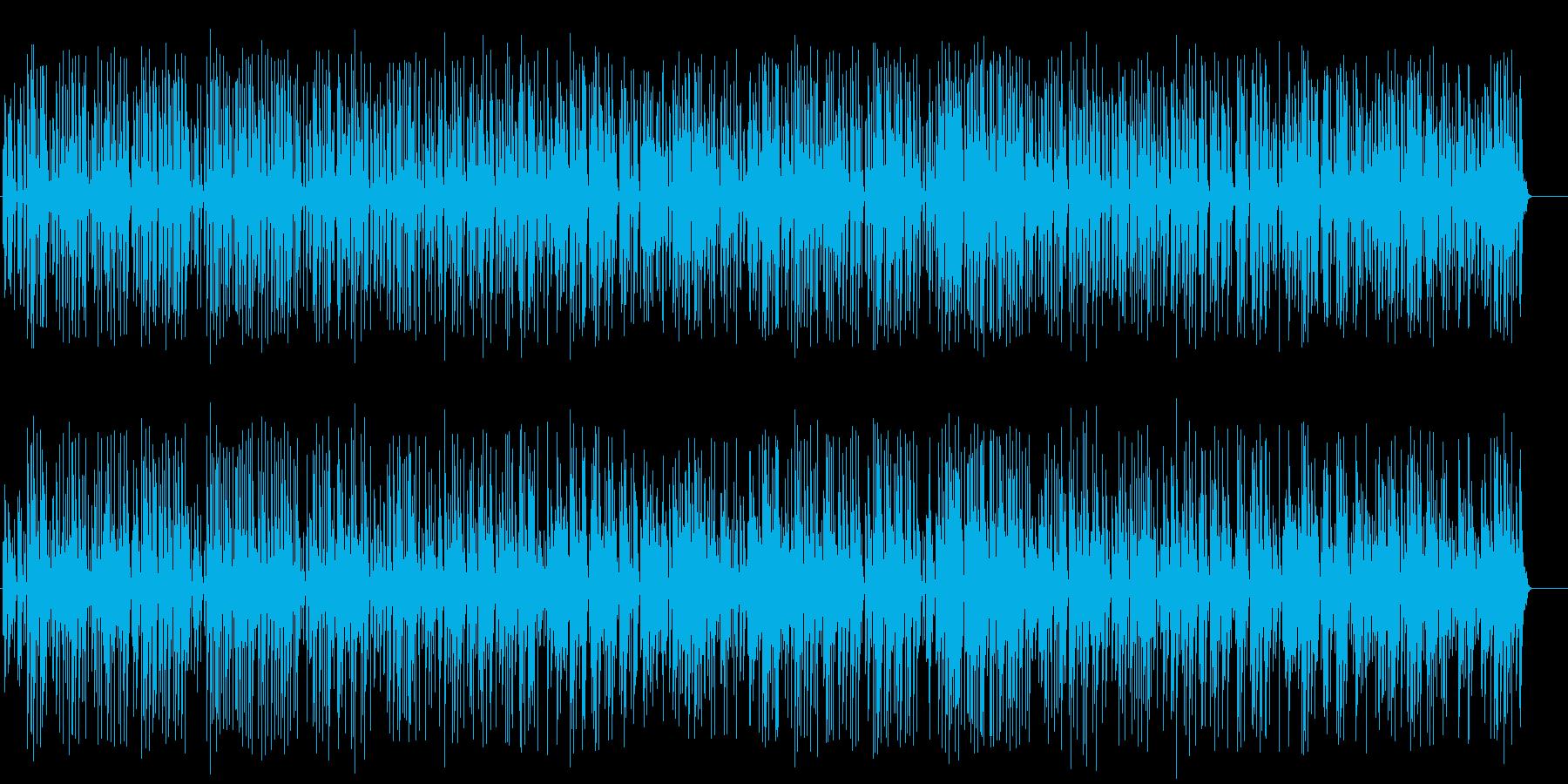 落語 おはやし 伝統芸 楽しい 三味線の再生済みの波形