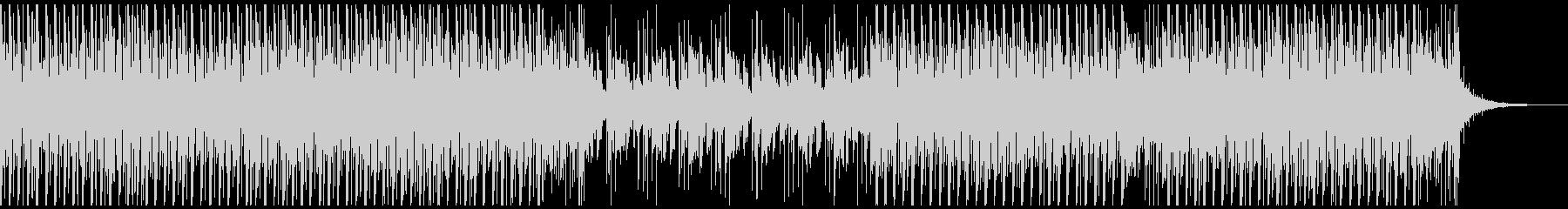 サンシャイン(中)の未再生の波形