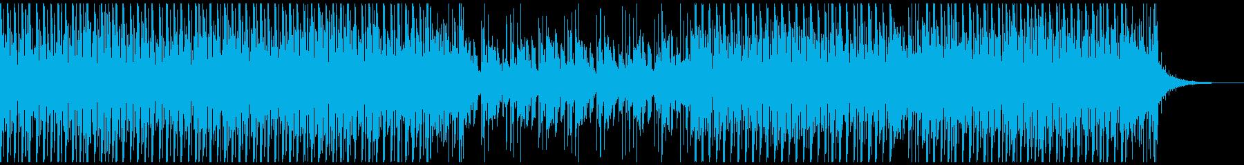 サンシャイン(中)の再生済みの波形
