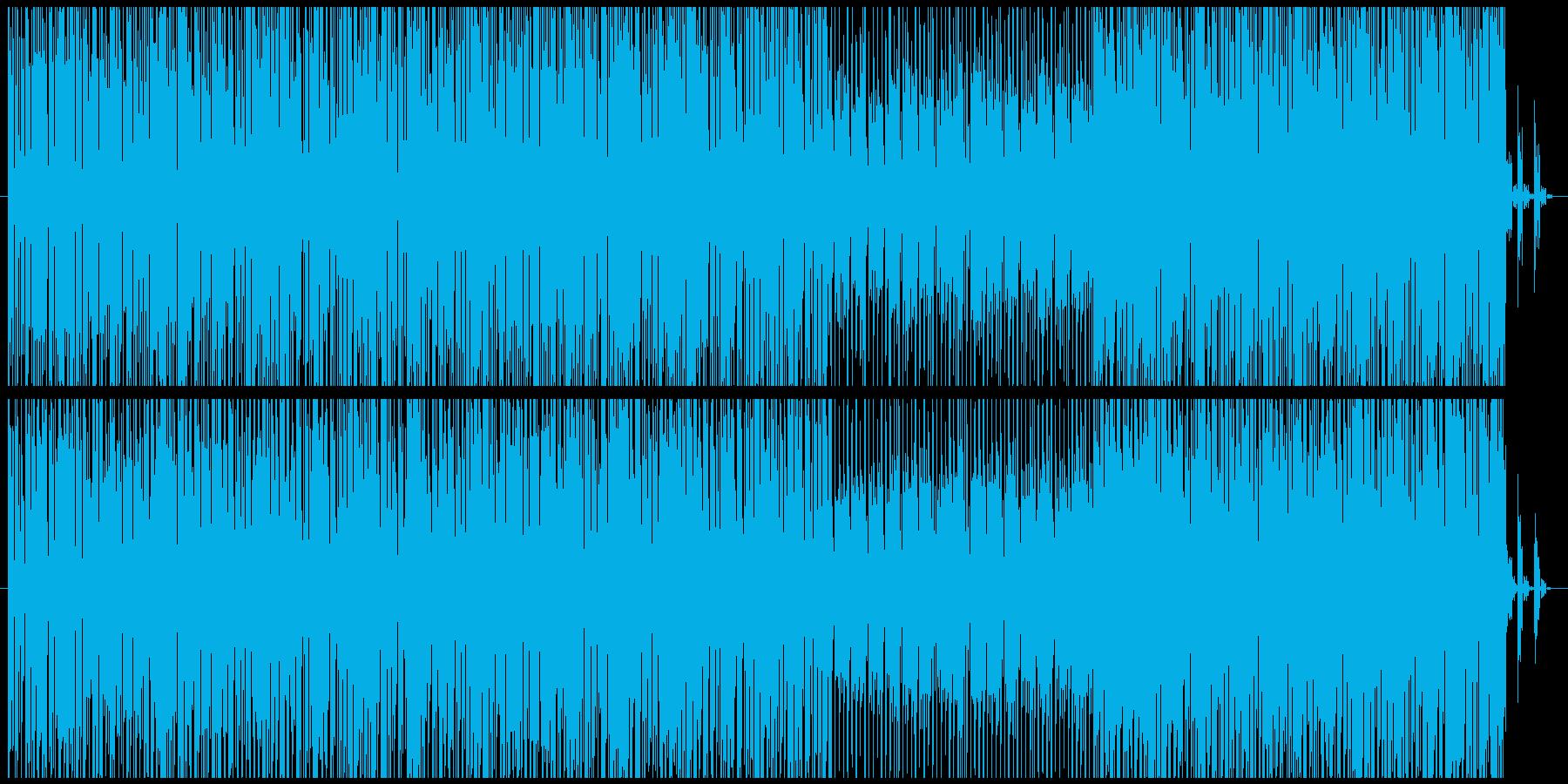 Accessの再生済みの波形