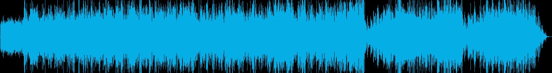 スリングスの旋律が心地良いポップスの再生済みの波形