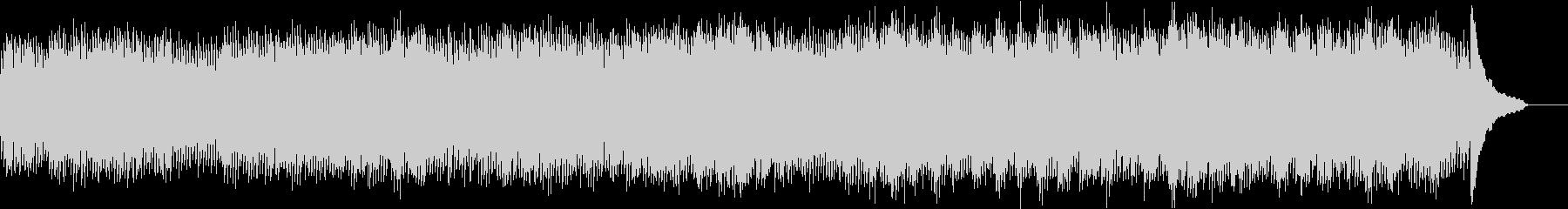 バッハの有名曲をチェンバロでの未再生の波形