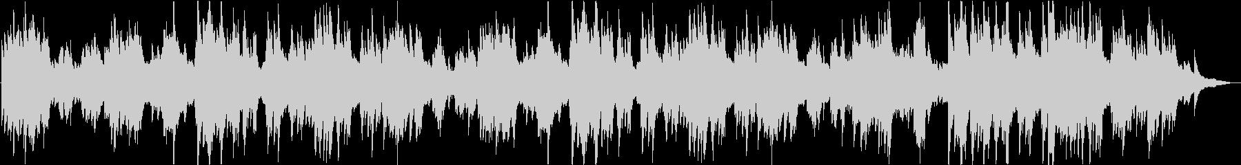 ウエスタン6のイントロ。シンセベー...の未再生の波形