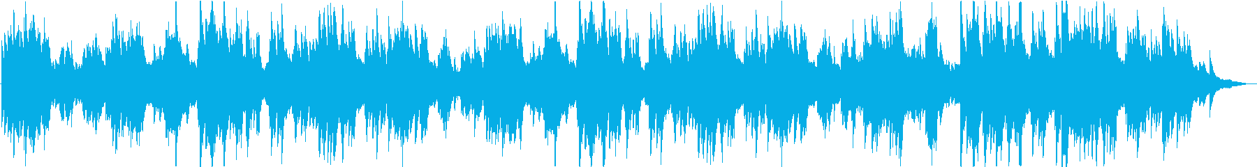 ウエスタン6のイントロ。シンセベー...の再生済みの波形