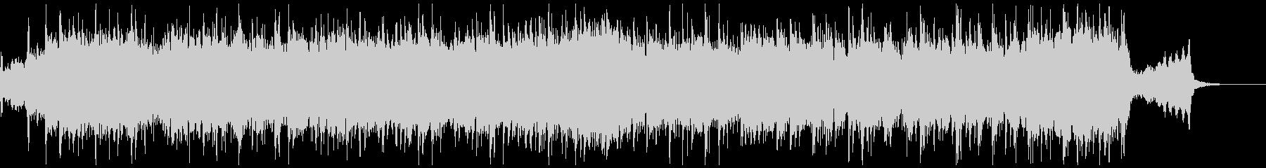 【30秒】情熱大陸の様なバイオリンBGMの未再生の波形