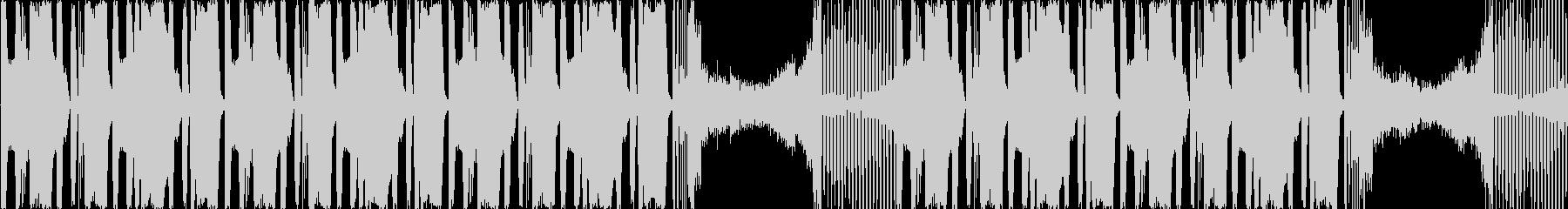 【サイバー/IDM/エレクトロニカ】の未再生の波形