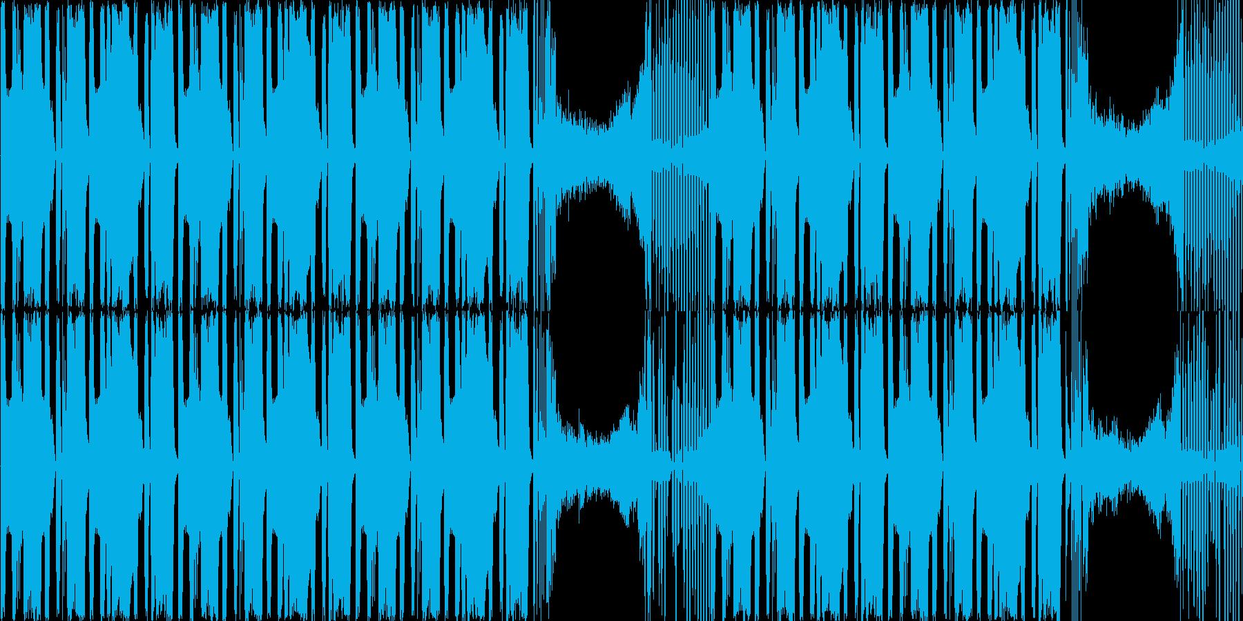 【サイバー/IDM/エレクトロニカ】の再生済みの波形