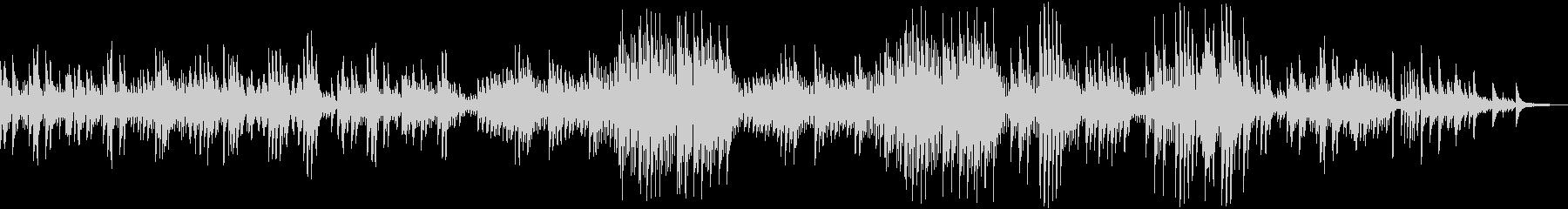 雨だれ前奏曲/ショパン【ピアノソロ】の未再生の波形