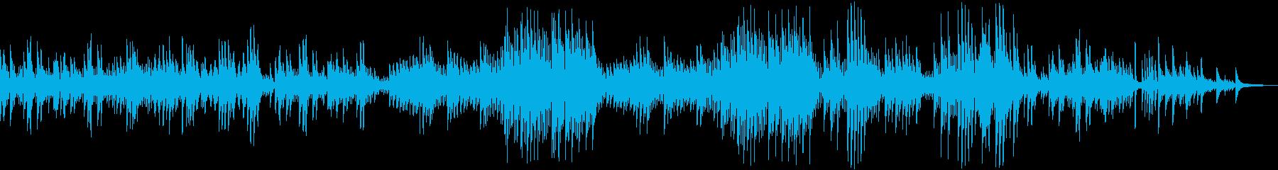 雨だれ前奏曲/ショパン【ピアノソロ】の再生済みの波形