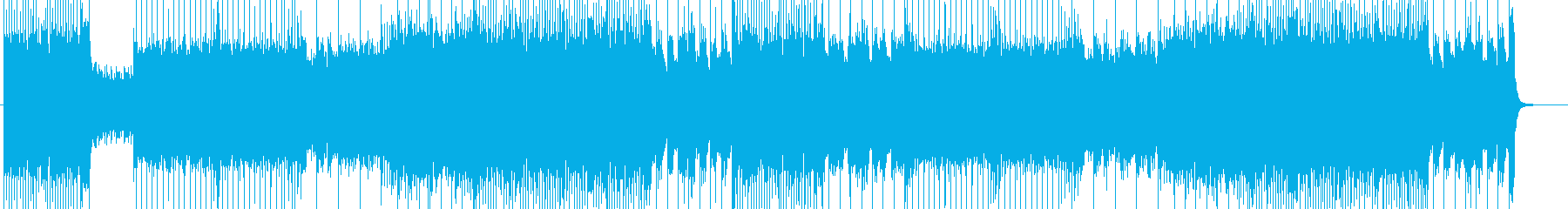 「HEAVY・POWERMETAL」の再生済みの波形