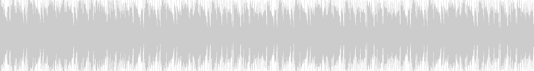 紅葉感ある和風バラード生演奏エレキギターの未再生の波形