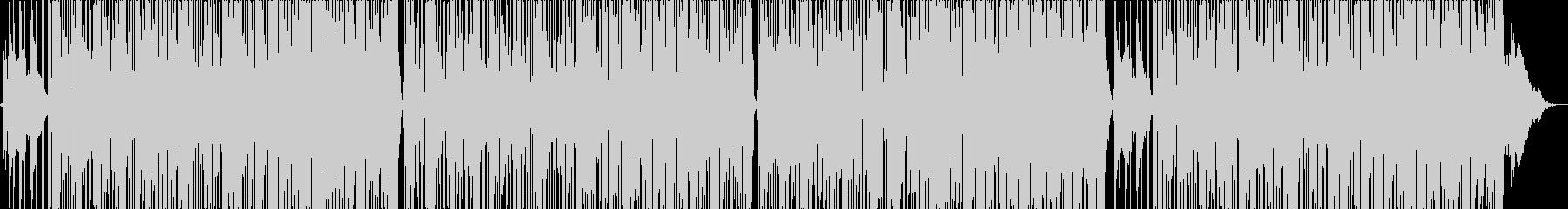 映像用ゆったり夜系スムースジャズの未再生の波形