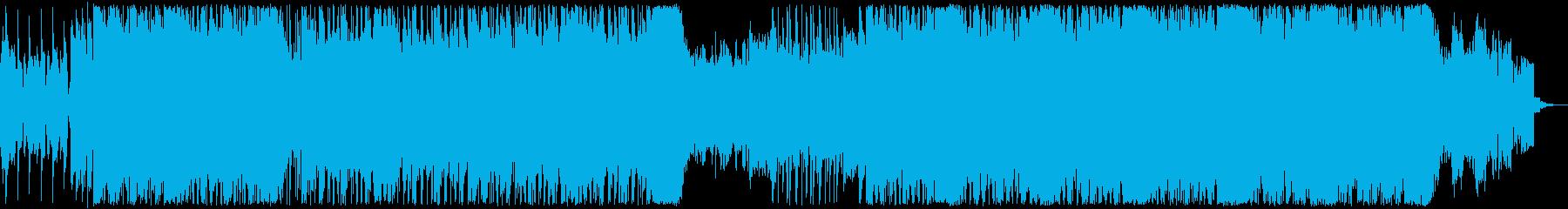 パンク インディーズ ロック ポッ...の再生済みの波形