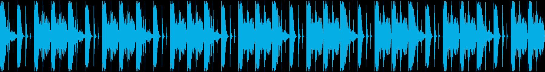 【ミステリアス】不気味ロング1の再生済みの波形