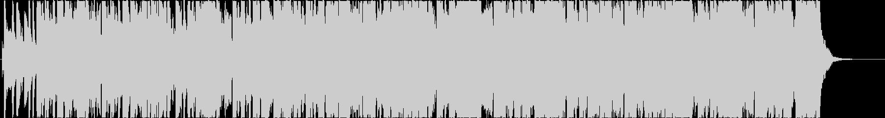 怪しいインド風トラップ・ヒップホップdの未再生の波形