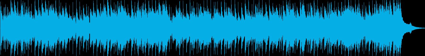 サックスが奏でる都会的なポップバラードの再生済みの波形