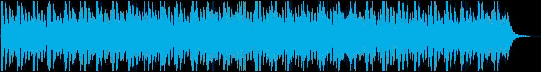 Strike Vの再生済みの波形