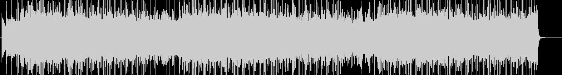 ダークロック、勢い、激しい BGM162の未再生の波形