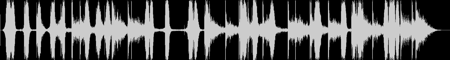 バレンシア・ファラス・マスクレタ・フィの未再生の波形