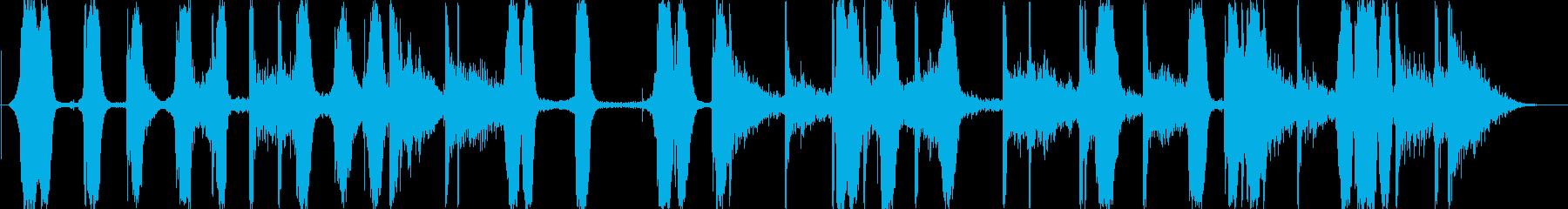 バレンシア・ファラス・マスクレタ・フィの再生済みの波形