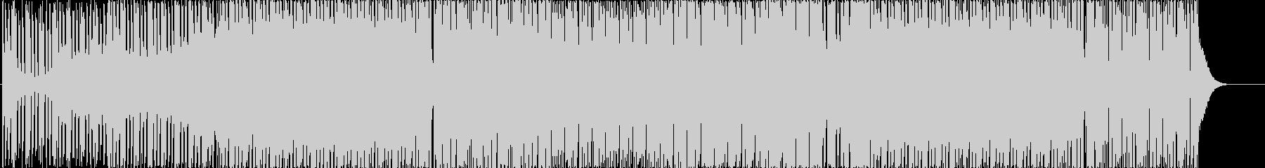 EDM,ビッグルーム系のクラブ・ダンス曲の未再生の波形