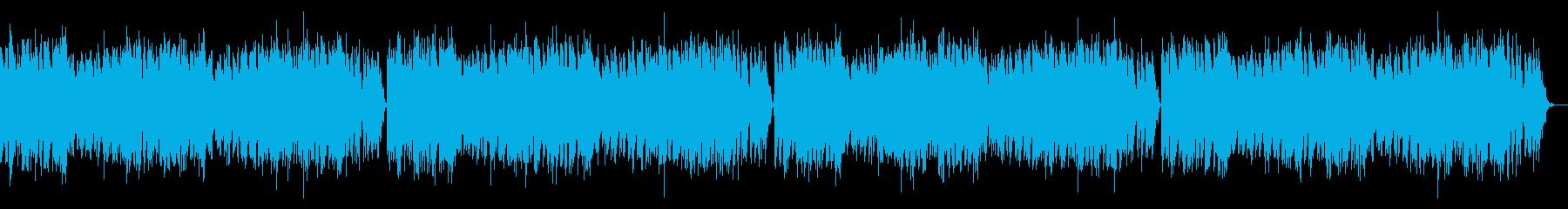 「ジングルベル」をオルゴールで作りましたの再生済みの波形