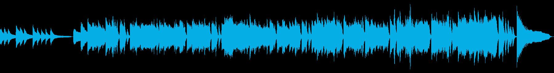 【ピアノソロ】ジングルベル(ジャズ風)の再生済みの波形