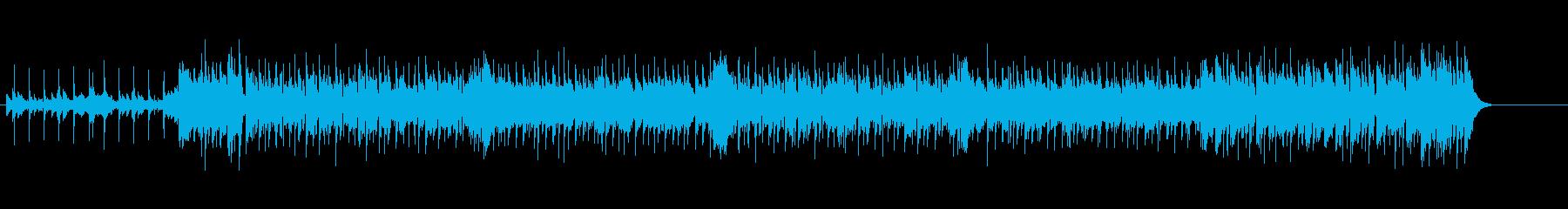 端正でそつのないフュージョン・サウンドの再生済みの波形