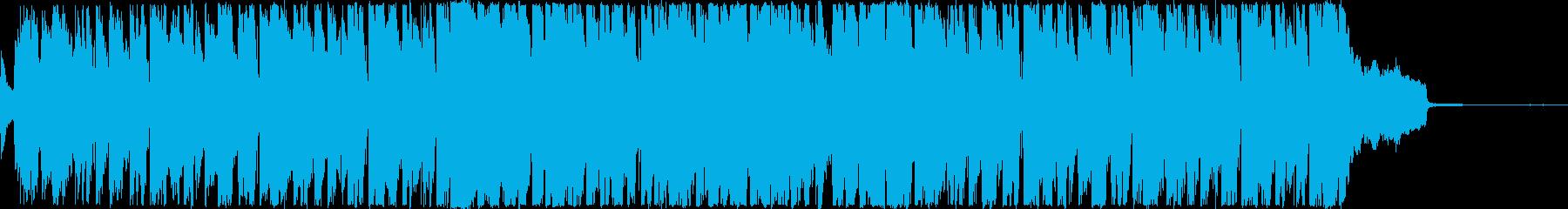 デートにぴったりのおしゃれジャズ・1分の再生済みの波形