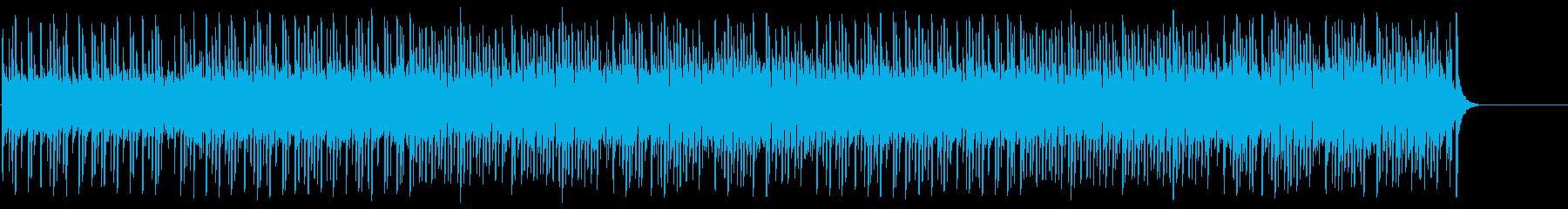 楽しさ満載のポップ/ロックの再生済みの波形
