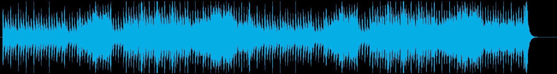 ホルンがカッコイイエピックミュージックの再生済みの波形