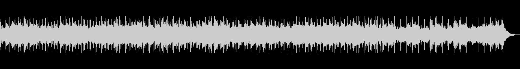 切ない雰囲気のアコギピアノセンチメンタルの未再生の波形