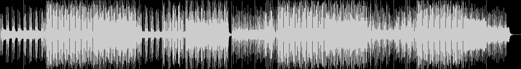 夏に合うダンスチューン/トロピカルハウスの未再生の波形
