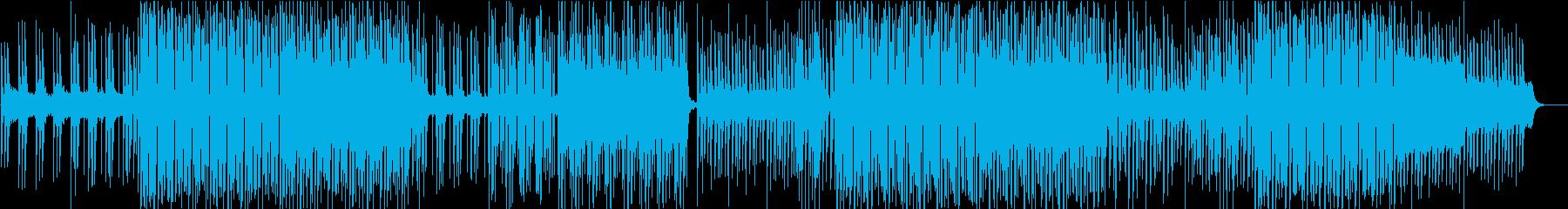 夏に合うダンスチューン/トロピカルハウスの再生済みの波形
