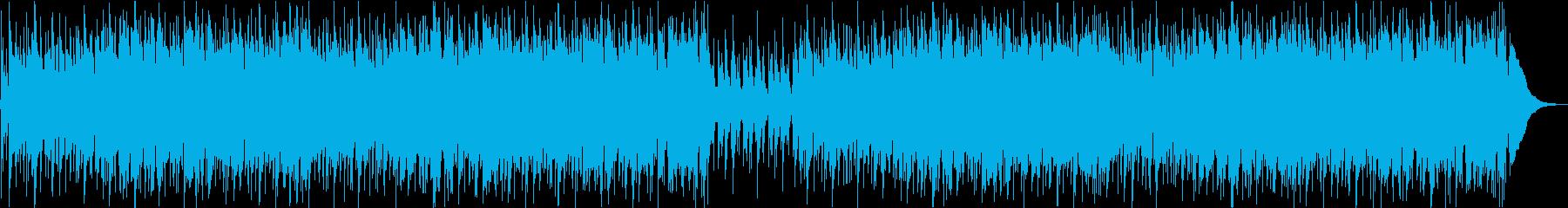 ゆったりボサノヴァ/暖みのあるフルートの再生済みの波形