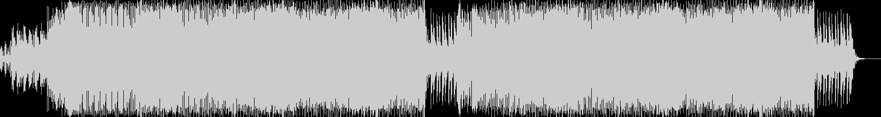 ジャジーなピアノが印象的なビッグビートの未再生の波形